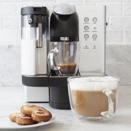 Nespresso DeLonghi® & Lattissima Premium Espresso, Cappuccino and Latte Maker