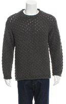Dolce & Gabbana Virgin Wool Chunky-Knit Sweater w/ Tags