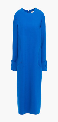 Oscar de la Renta Wool-blend Mini Dress