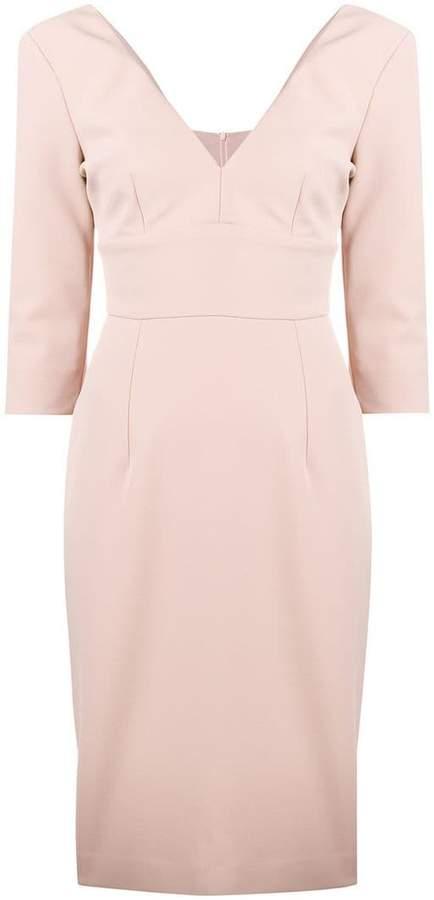Pinko V-neck dress