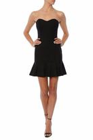Amanda Uprichard Strapless Dress