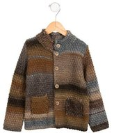 Babe & Tess Boys' Wool-Blend Button-Up Cardigan w/ Tags