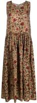 UMA WANG floral print dress