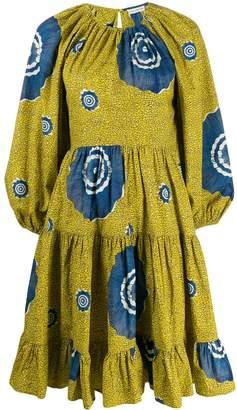 Ulla Johnson Emelyn printed dress