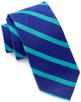 J.Crew J. Crew Silk Reed Stripe Tie