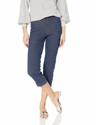 Lysse Women's Straight Leg Crop Denim
