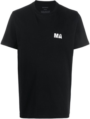 MHI logo print T-shirt
