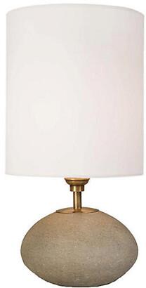 REGINA ANDREW Concrete Mini Orb Lamp - Natural
