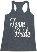 PB Swiss P&B Bridesmaids Team Bride Women's Tank, M