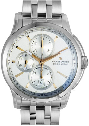 Maurice Lacroix Men's Stainless Steel Watch
