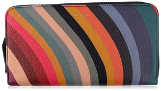 Paul Smith Swirl Zip Purse