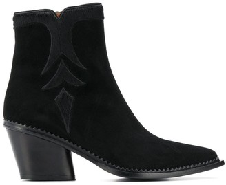 Sartore Classic Cowboy Boots