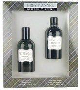Geoffrey Beene Grey Flannel for Men Eau De Toilette Spray Set, 2 Count