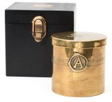Antica Farmacista Champagne Black Label Three-Wick Brass Candle