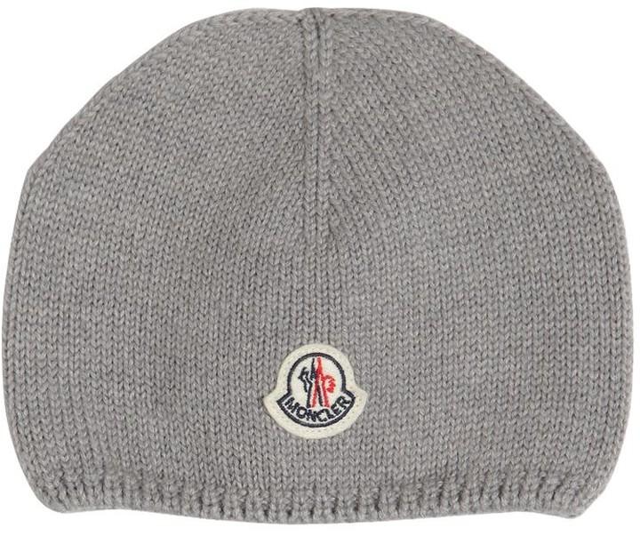 1a2525f22 Logo Patch Wool Hat