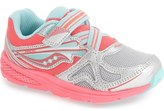 Saucony 'Baby Ride' Sneaker (Baby, Walker & Toddler)