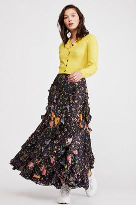 Free People Forever Flirt Skirt