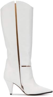 Alexandre Birman Dora 90 pointed boots