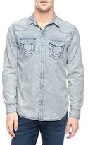 True Religion Men's Western Shirt
