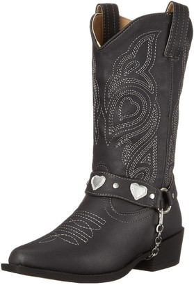Roper Dale R Toe Harness Cowgirl Boot (Toddler/Little Kid)