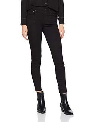 G Star Women's 3301-l High Waist Skinny Jeans