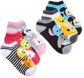 Disney's Women's 6-Pk. Assorted Tsum Tsum Socks