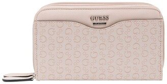 GUESS HH750257BLS Modesto Zip Around Wallet