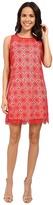 Kensie Open Floral Lace Dress KS5K7939