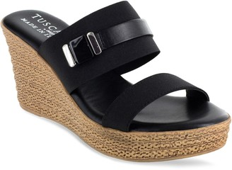 Easy Street Shoes Esta Tuscany Women's Wedge Sandals