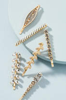 Anthropologie Enchanted Forest Bobby Pin Set