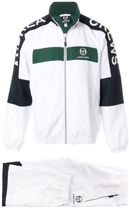 Andrea Crews Colour-Block Track Jacket