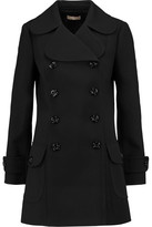 Michael Kors Wool-Crepe Coat