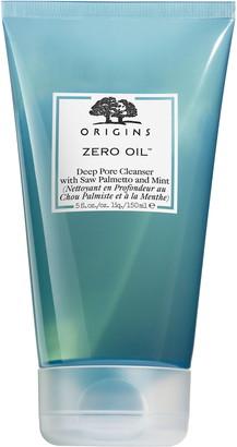 Origins Zero Oil(TM) Deep Pore Cleanser with Saw Palmetto & Mint