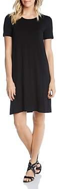 Karen Kane Abby Short-Sleeve Shift Dress