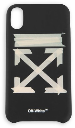 Off-White Tape Arrows iPhone XS Case