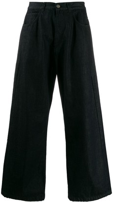 Societe Anonyme wide-leg jeans