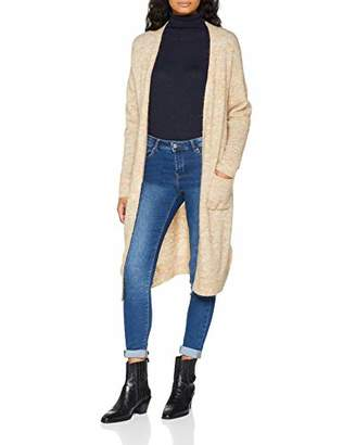Only Women's Onlhanna L/s Long Cardigan KNT10 (Size: Small)