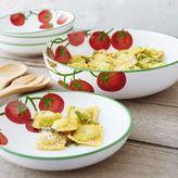 Sur La Table Tomato 5-Piece Pasta Bowl Set