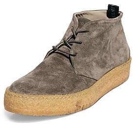 AllSaints Men's Kit Lace Up Chukka Boots