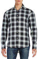 G Star Core Check Long Sleeve Shirt