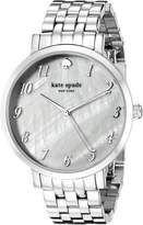 Kate Spade Women's 1YRU0849 Monterey Analog Display Japanese Quartz Watch