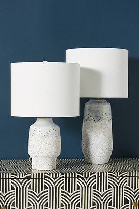 Anthropologie Sloane Table Lamp By in Grey Size S