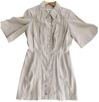 BA&SH Spring Summer 2020 Beige Viscose Dresses