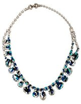 Tom Binns A Riot Of Color Painted Crystal Necklace