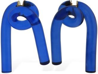 Colville Twisted Tube Earrings