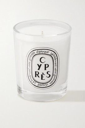 Diptyque Cypres Scented Candle, 70g