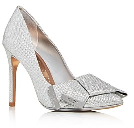 Ted Baker Women's Iinesm Glitter Pointed-Toe Pumps