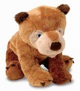 Kids Preferred The World of Eric Carle Bear Bean Bag Toy