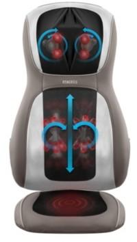 Homedics Closeout! Msc-1000H Perfect Touch Masseuse Heated Massage Cushion