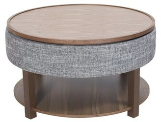 Charleen Lift Top Coffee Table with Tray Top and Storage Corrigan Studio